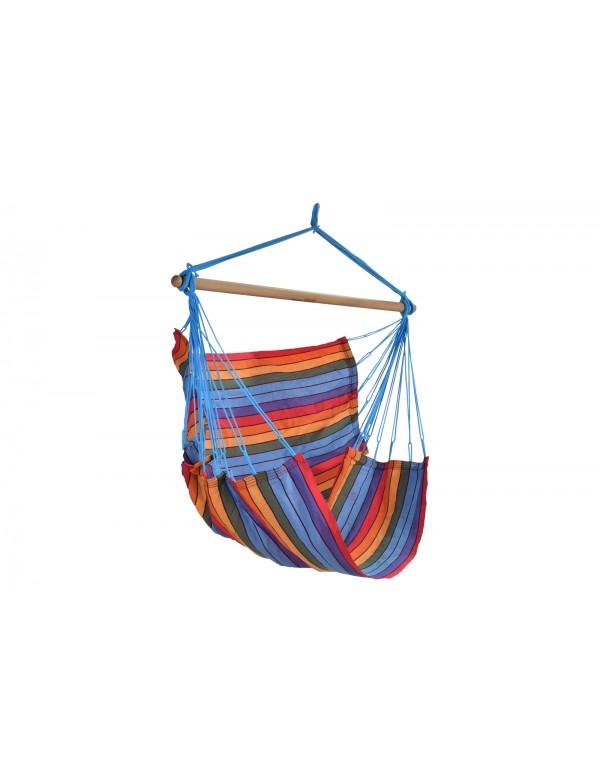 Trankil - Multicoloured Hammock Chair FSC 100% certified