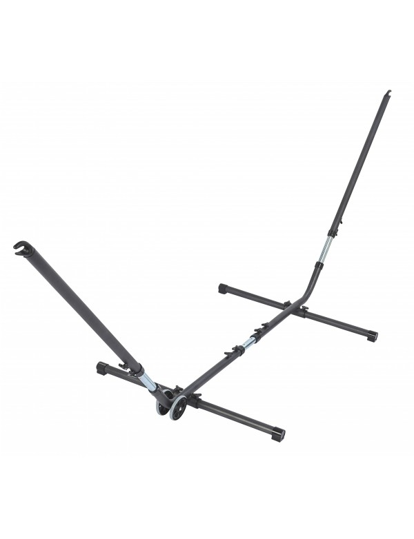 Metal Support - Universal anthracite adjustable