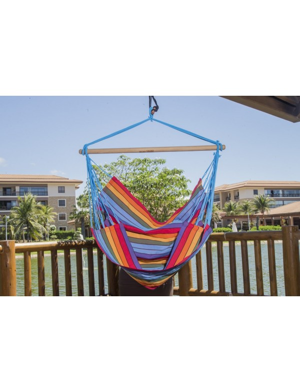TranKil - Hammock chair self coloured ecru 100% FSC certified